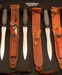 WANTED - GERBER MARK II'S - WANTED - CALL 815-236-7323