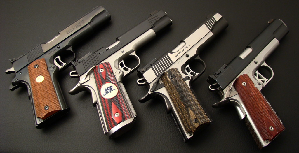 1911'S WANTED