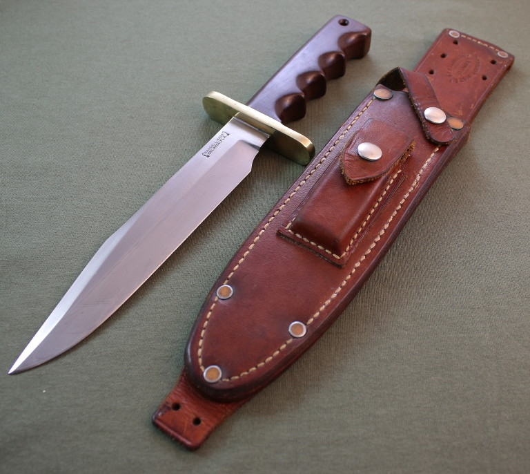 Brown Micarta 14 pic 1